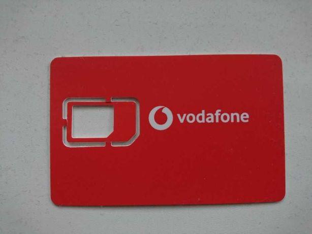 sim карта Vodafone Украина. Тариф Vodafone 4G Smart XS
