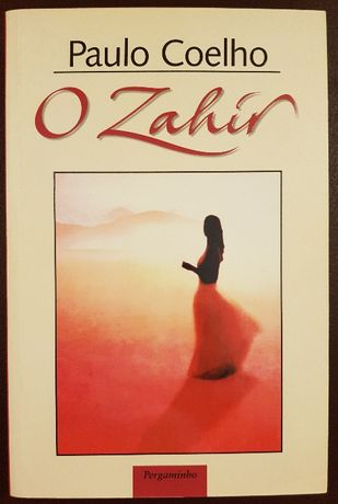 """Livro - """"O Zahir"""" de Paulo Coelho"""