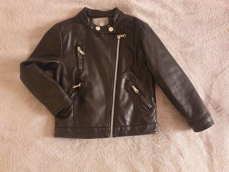 Курточка косуха (Байкерська куртка для дівчинки )