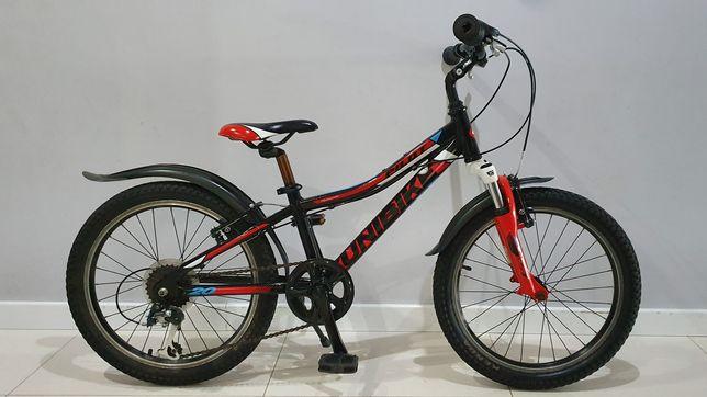 """Rower Unibike 20"""" b.dobry stan"""