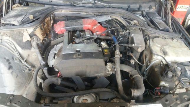 Мотор/двигун/двигатель Мерседес Mercedes 210 С клас 1.8 2.0бензин 111