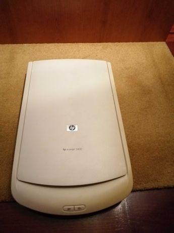 Vendo Scanner HP Scanjet 2400