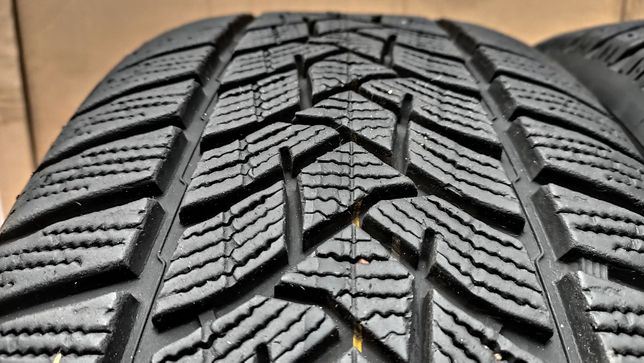 Шини резина Dunlop 215/55R16 8.9мм! 2018р! //60