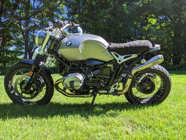 BMW R NineT Scrambler - 3.000 kms, único dono