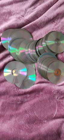 Oddam dużo zużytych płyt CD/DVD