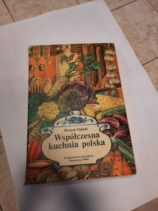 Wspolczesna kuchnia polska. Henryk Dębski Warszawa - image 1
