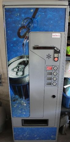Máquina de Vending AZKOYEN FAN 216
