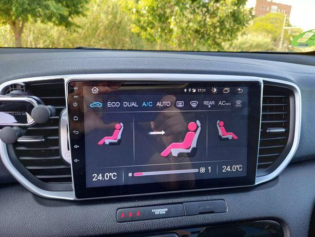 KIA Sportage 4 QL 2016 - 2018 radio wyświetlacz navi android + carplay