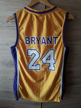 Баскетбольная джерси майка NBA Los Angeles Lakers Kobe Bryant