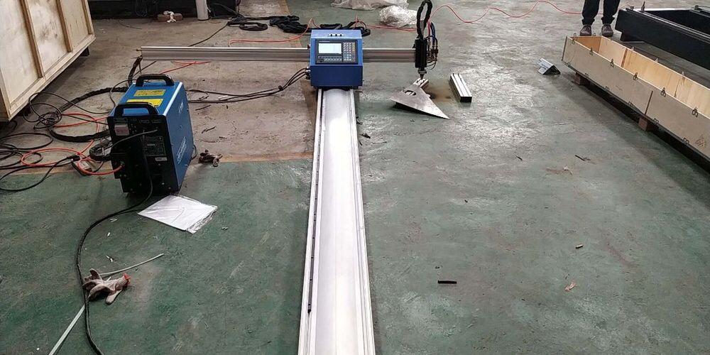 Máquina CNC de corte a plasma 100A 1500x3000mm- Modelo portátil