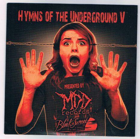 cd Hymns Of The Underground V