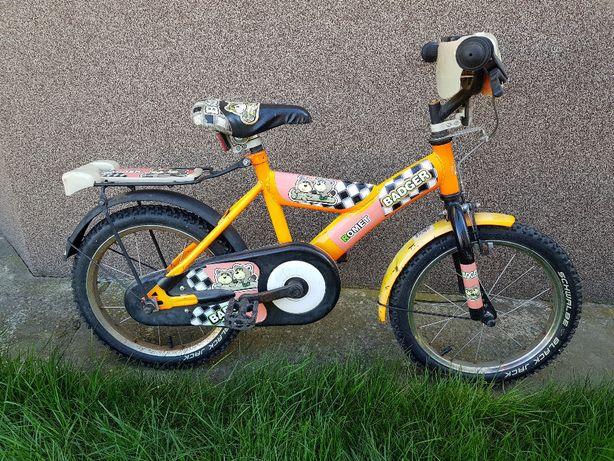 """Rower, rowerek dla dziecka, koła 16"""" TANIO"""