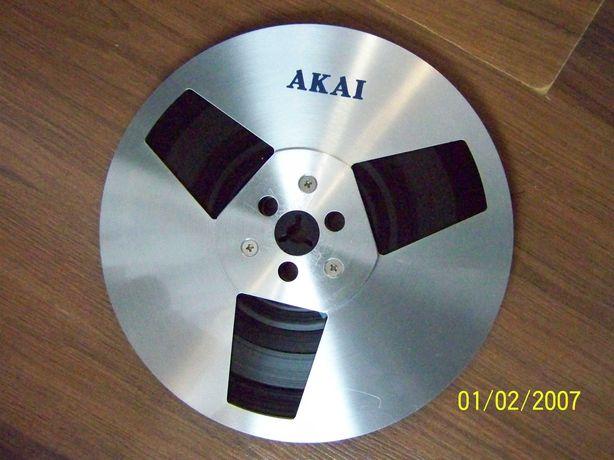 szpula aluminiowa AKAI 18cm.JAPAN