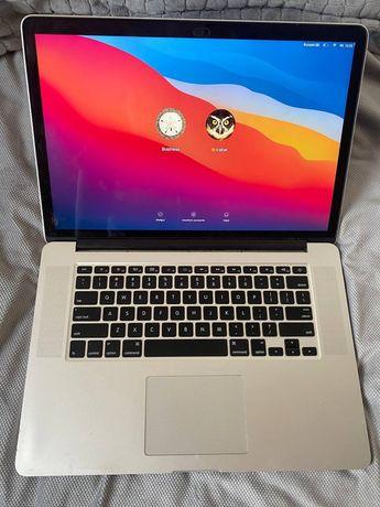 Jak Nowy MacBook Pro 15 256GB SSD 16GB Late 2013