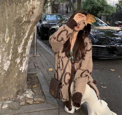 Gucci sweterek kaszmir HIT JEŚIENI 2021 s/m