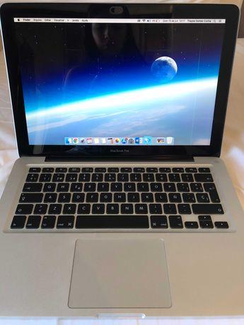 MacBook Pro A1278 (Late 2011) c/ SSD 128GB, e 8GB RAM