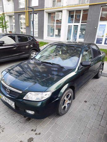 Mazda 323, 2001р, бензин, 1.6, АКПП
