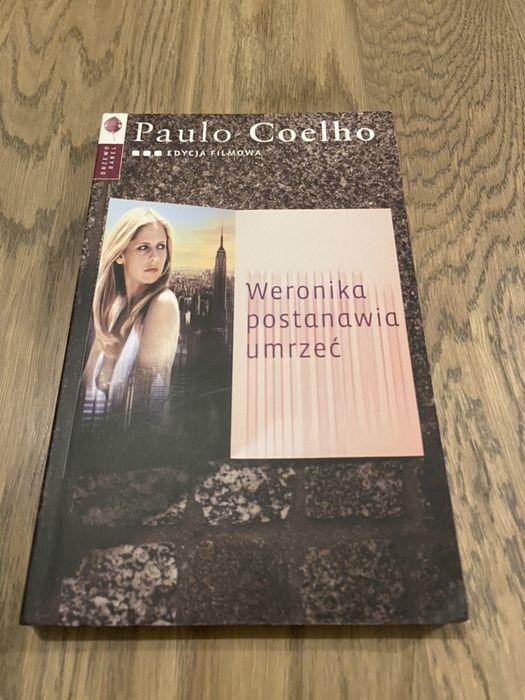 """Paulo Coelho """"Weronika postanawia umrzeć"""" Góra - image 1"""