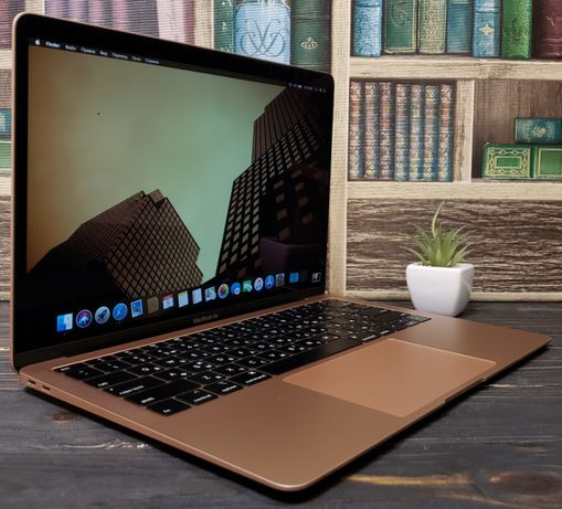"""0% КРЕДИТ! Ноутбук Apple MacBook Air 13"""" Gold 2018 MREE2 i5/8GB/128GB"""