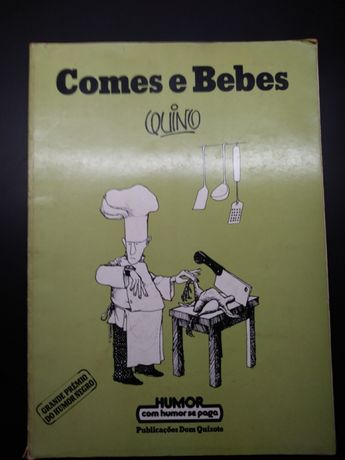 Livros BD quim filipe herge quino