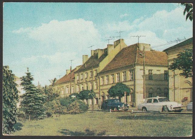 pocztówka - Rawa Mazowiecka 1969 - oddział NBP