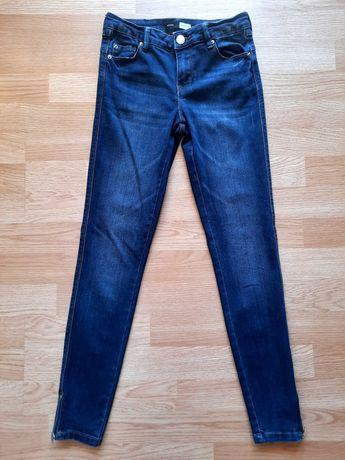 Sinsay jeansy skinny 32