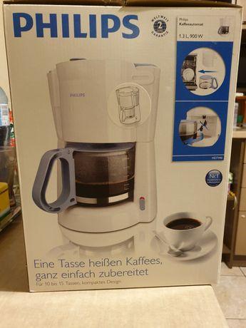 Ekspres do kawy przelewowy Philips Basic HD7446