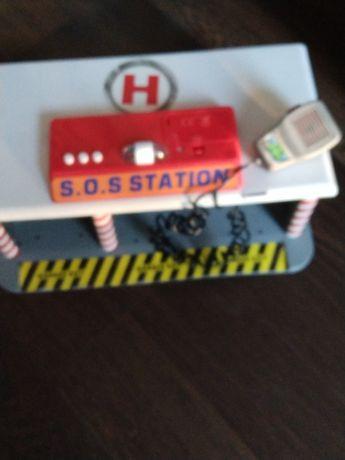 Stacji paliw dla dzieci