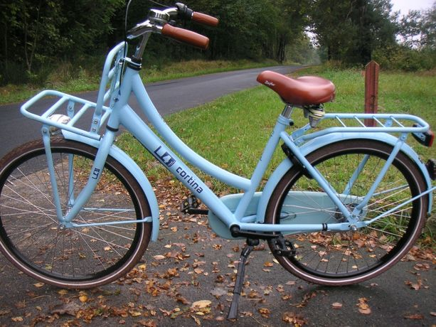 """Rower młodzieżowy Cortina U4 Shimano Nexus 3 koła 24"""""""