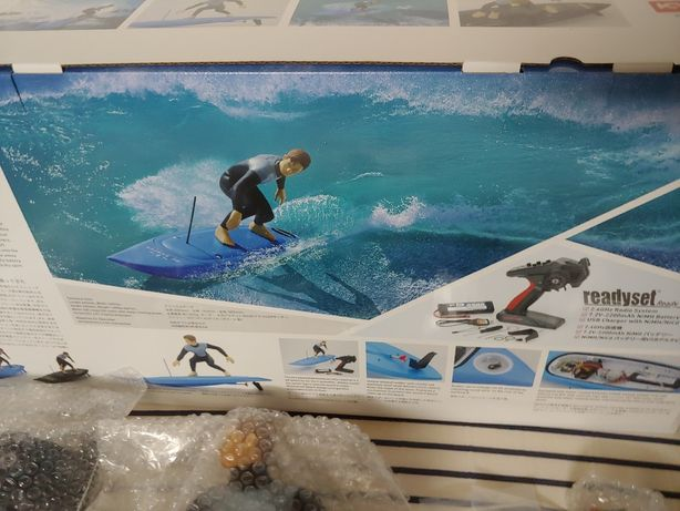 Kyosho RC Surfer 4 RC Electric readyset