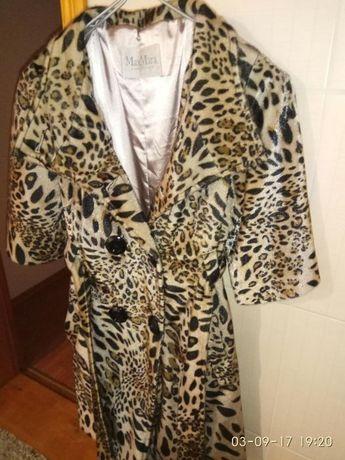 Пальто фирменное Италия/итальянское. MaxMara. Шерсть.