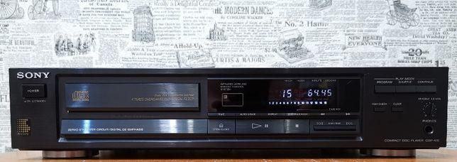 Odtwarzacz CD Sony CDP-470