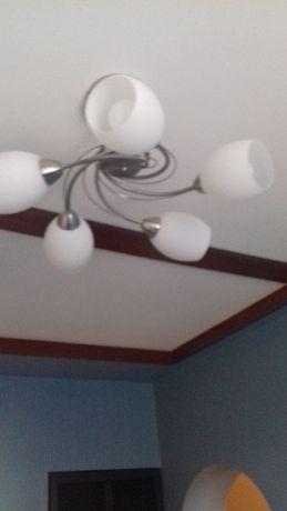 Sprzedam lampę do salonu