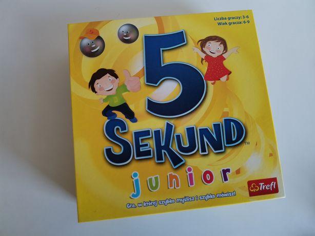 Gra 5 sekund Junior Nowa