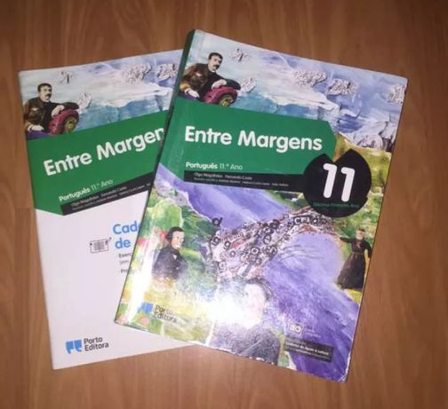 Entre Margens - Português - 11º ano
