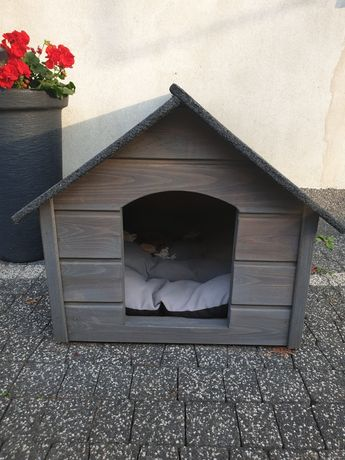 Buda dla psa L - średni pies