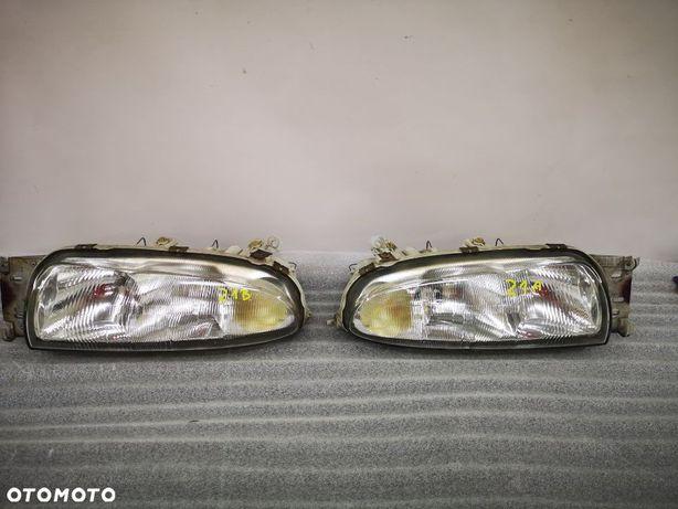 VW GOLF III 91- LAMPA PRZEDNIA PRZÓD LEWA/PRAWA WYSYŁKA NR AUKCJI NL 21