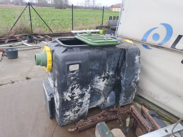 Separator tluszczy i olei s1