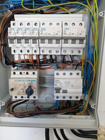 Eletricista  10 euros