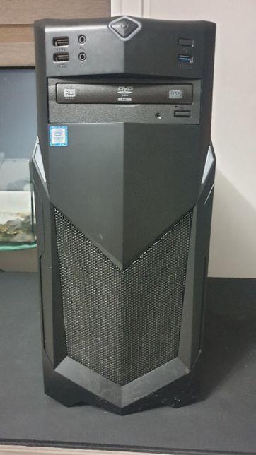 Komputer/NVIDIA GeForce GTX 1050 Ti/Intel Core i5-7400