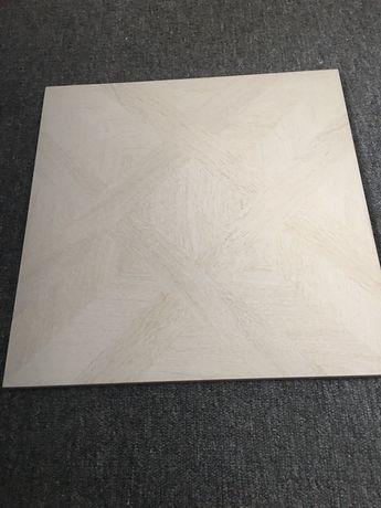 Nowe Plytki podlogowe  Gres imitacja struktury drewna 9szt 40x40 cm
