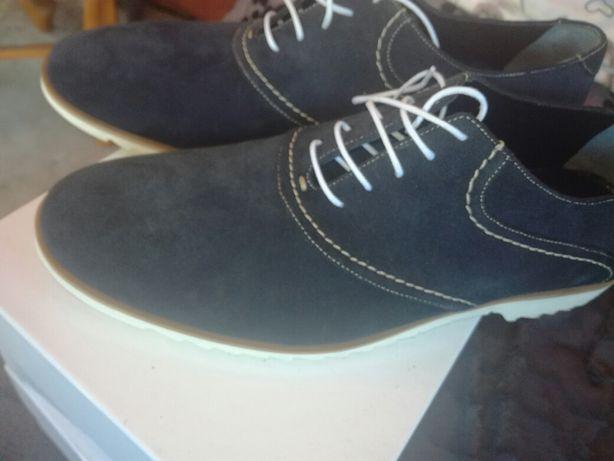 Buty męskie z naturalnej skóry