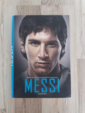 Książka Messi Leonardo Faccio