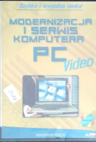 Video kurs modernizacja  pc