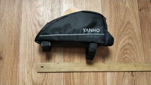 Велосумка нарамная Yanho (органайзер), сумка на раму