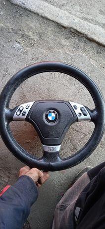 BMW 3 E46 Kierownica airbag