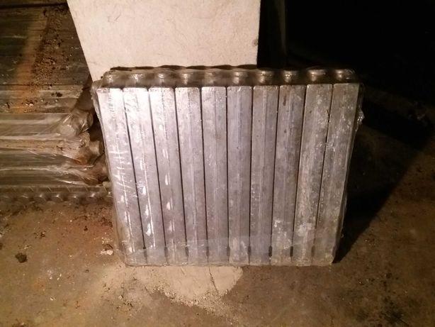 Grzejniki aluminiowe - 10 żeberek