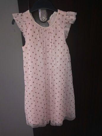 Sukienka hm rozmiar 116