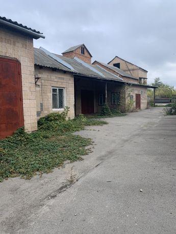 Продам нежитлову будівлю (виробнтче приміщення)