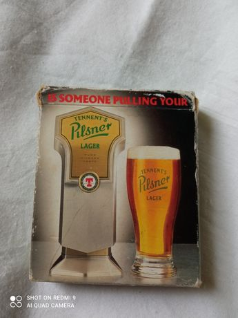 Tennent's Pilsner - Playing Cards .карти